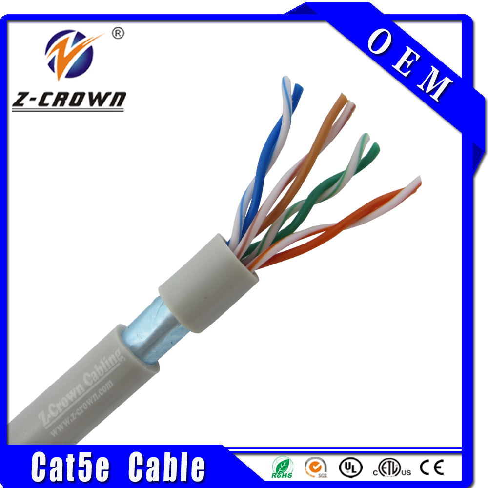 Cat5e FTP Cable