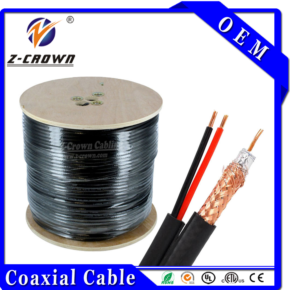 RG59+2C Coaxial Cable