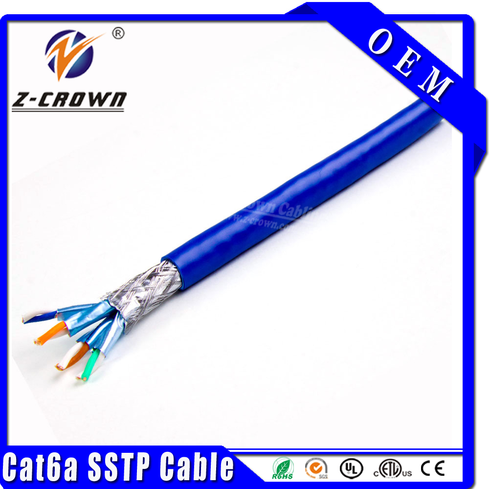 Cat6a SFTP Cable