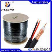 RG59 + 2Powers Coaxial Cable