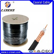 RG6 + STEEL Coaxial Cable